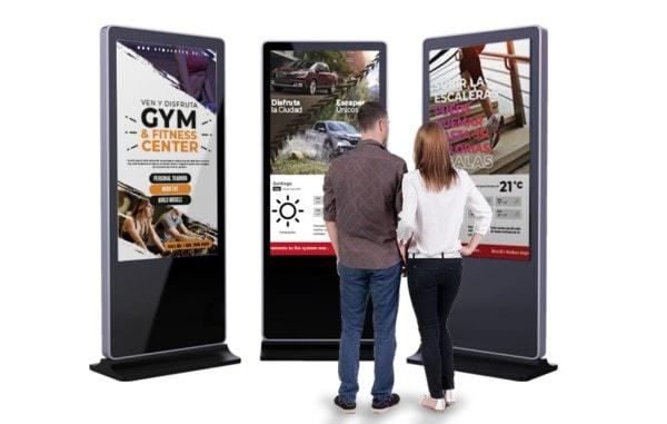 ¿Por qué instalar pantallas publicitarias en los supermercados?