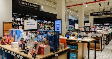 Amazon abre en Reino Unido el primer Amazon 4-star fuera de Estados Unidos