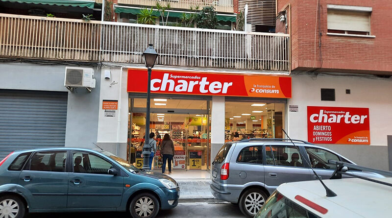 Charter abre nueva tienda en Valencia y roza las 40 aperturas en 2021