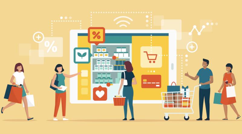 La tienda física recupera clientes, el gasto se contiene, el online resiste