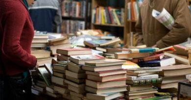 Los libros de segunda mano, el producto estrella de la vuelta al cole