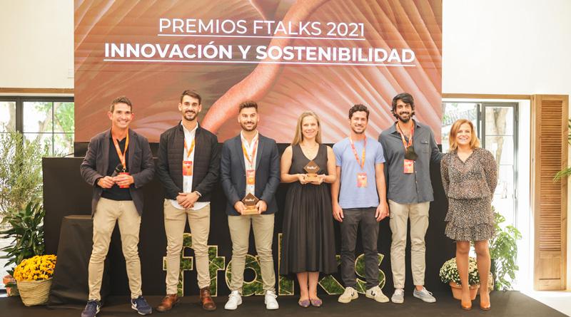 Nadie sin su ración diaria, Anina y Baïa Food, mejores startups de innovación