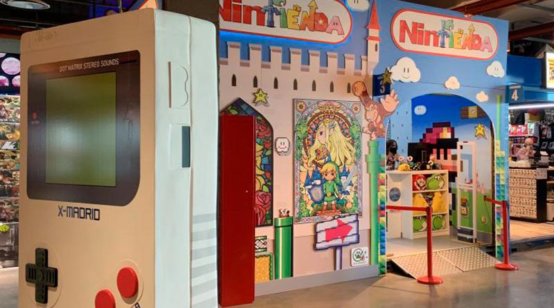 La Nintienda, el espacio dedicado a los fans de Nintendo
